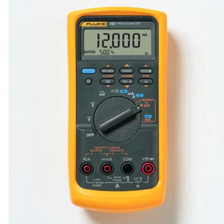 Multimetro de procesos Fluke 787